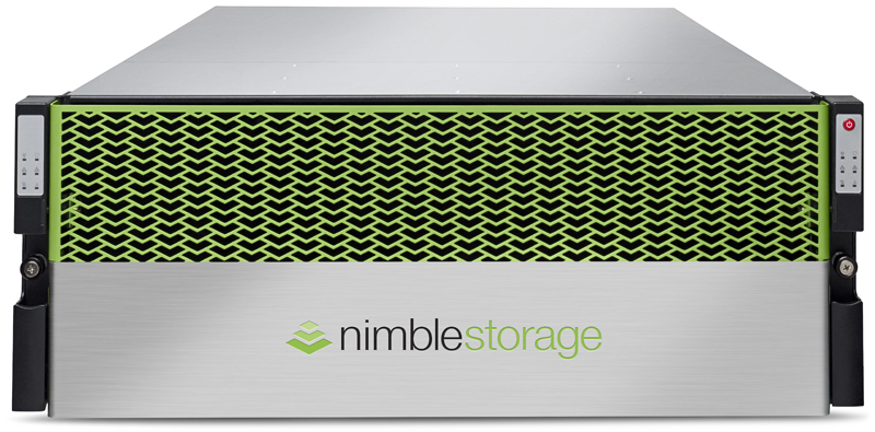 Nimble Storage 4x CS7000
