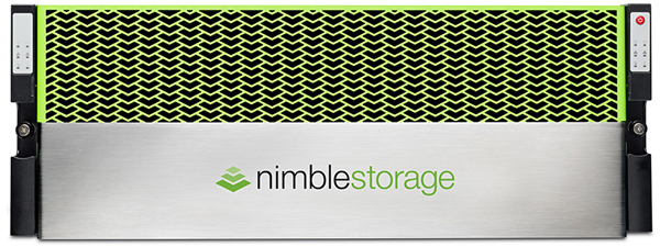 Nimble Storage Adaptive Flash Arrays